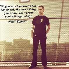 Mike Drint's quote