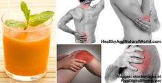 Say goodbye to joint and back pain with this proven anti-Inflammatory smoothie (easy to make and delicious)