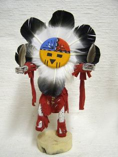 Shop Kachina Dolls for sale. Authentic Hopi Kachina dolls and Navajo Kachina dolls available in multiple styles. Shop for beautiful Native American Kachinas. Native American Headdress, Native American Dolls, Native American Crafts, Native American Artifacts, American Indians, 6th Grade Art, Doll Crafts, Art Crafts, Kids Crafts
