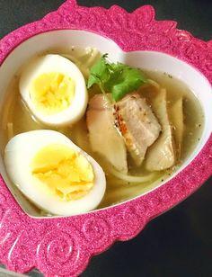 Recetas Sencillas: Sopa de Fideos Ramen, Ethnic Recipes, Food, Noodle, Simple, Cooking, Meal, Essen, Hoods