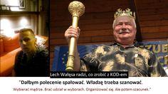 HIT! Lech Wałęsa radzi, by spałować KOD - Jacek Międlar TV (25)