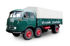 J.G. – CLASSIC GERMAN TRUCKS – Mercedes-Benz LP 333