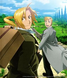 A Heart Made Fullmetal | Fullmetal Alchemist Brotherhood | FMAB | Anime