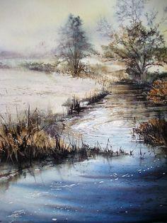 Вода,... Deborah Walker RI