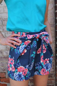 Bows! - Tap Shorts Pattern hack by Katy & Laney #tapshorts