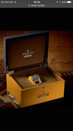 Loving the new Zenith collaboration