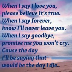 love poems for her that will make her cry - Google Search