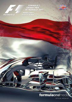 962GP - LXXV Grand Prix de Monaco - FORMULA 1 GRAND PRIX DE MONACO 2017 - Media Kit GP de Mônaco - 28 de maio de 2017