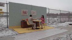 #SetintheStreet Valentines Day Proposal - YouTube
