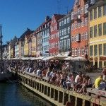 Copenhagen - great for work and relaxation