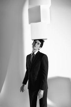 Sophie Delaporte - Photographers - Fashion - Harrods Magazine Sense Of Balance | Michele Filomeno