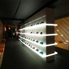 Nike+ Fuelstation – The future of retail design. The internal creatives at Nike in The Netherlands dreamed up the concept store which is att...