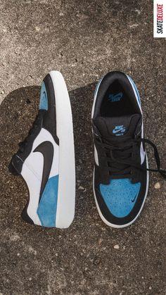 Cupsole, durable, flexible & basketball look - shop the new Nike SB Force 58 team shoe! Skate Shoe Brands, Skate Shoes, White Now, Black And White, New Skate, Shoe Releases, Nike Sb, Balenciaga, Converse