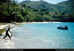 Bequia Island, Grenadines - Princess Margaret Beach