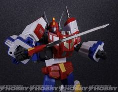 Transformers News: Official Images - Takara Tomy Masterpiece MP-24 Star Saber
