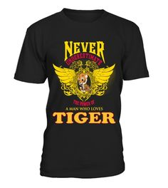 TIGER Animals Lover