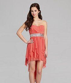 Party & Evening Dresses : Juniors Dresses | Dillards.com