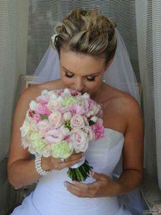 Classico, ma sempre bellissimo questo #bouquet !