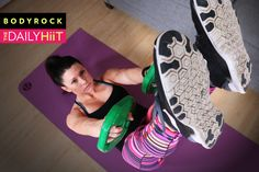 daily hiit weekend workout bodyrock