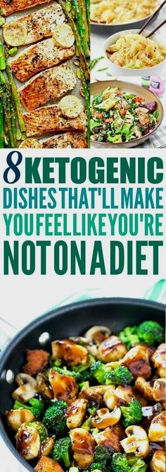 These 8 Ketogenic re These 8 Ketogenic recipes are the best! Great keto recipes for healthy dinners and lunches! Try them if you want to try a ketogenic diet