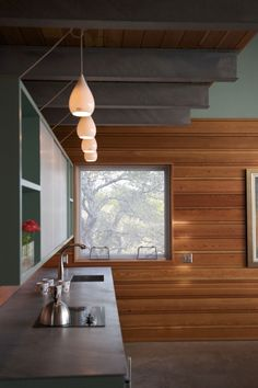 Mod Cott by Mell Lawrence Architects | HomeDSGN, a daily source for inspiration and fresh ideas on interior design and home decoration.