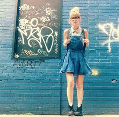 Lonely school girl