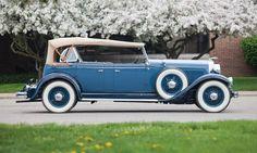 Vintage Cars 1931 Lincoln Model K Sport Phaeton Classic Motors, Classic Cars, Vintage Cars, Antique Cars, Retro Cars, Edsel Ford, Car Storage, Lincoln Continental, Vintage Bicycles