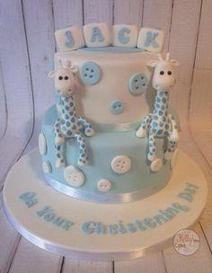 Christening Cake for Jack