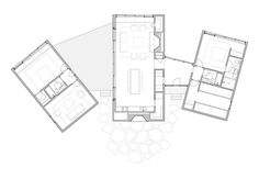 James River House,Floor Plan