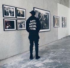 Najlepsze obrazy na tablicy anti social social club (30