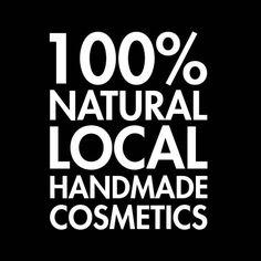 produits de beauté fait maison, avec amour !