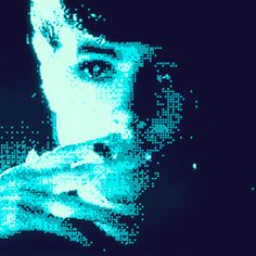 "Sean Young in ""Blade Runner"" Anim Gif, Animated Gif, Sean Young Blade Runner, Rachel Blade Runner, Blade Runner 2049, Cyberpunk Art, Ghost In The Shell, Science Fiction Art, Sci Fi Movies"
