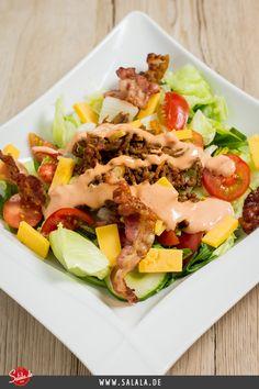 Big Mac Salat? Mächtig, fettig und hammermäßig lecker! UND total low carb und ketogen!