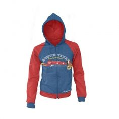 Superman Style Formula 1 Hood Jacket