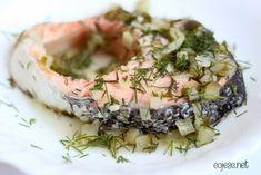 Pyszny sposób na łososia | Zdrowe Przepisy Pauliny Styś