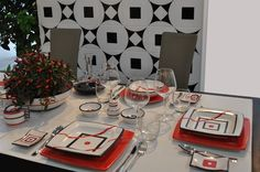 Ceramica Vietri Antico - The Table plates. Hall 22 – Stand A116 #Cersaie 2015 @vietriceramicg sedie #reflexAngelo https://www.facebook.com/Vietri-Ceramic-Group-1132337140128573/timeline/