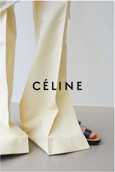 Celine Fall Winter 2016/17 Campaign by Juergen Teller