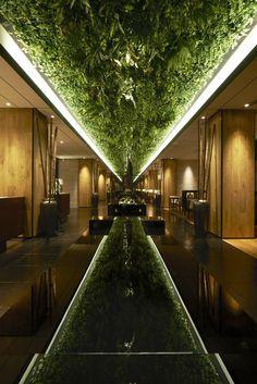 Green Belt Lounge, Wuxi, 2013 - Prism Design