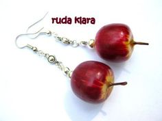 Apple earings