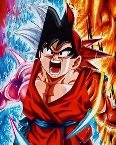 Son Goku by SatZBoom on DeviantArt Goku, Dragon Ball Super<br> Dragon Ball Z, Goku Drawing, Fantasy Art Men, Cute Pokemon, Cool Cartoons, Naruto, Jack Kirby, Prismacolor, Famous Artists