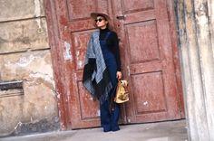nowa-k ponczo kombinezon ogrodniczki dzwony zara kapelusz plecak Duster Coat, Zara, Vogue, Blog, Jackets, Fashion, Down Jackets, Moda, Fashion Styles