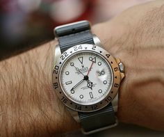 Rolex Explorer Ii, Expensive Watches, Telling Time, Time Lords, Luxury Watches For Men, Men's Collection, Vintage Watches, Omega Watch, Rolex Watches