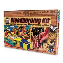 Deluxe+3D+Wood-Burning+Kit+from+Sears+Catalogue++$39.99+ Wood Burning Kits, 3d Projects, Christmas 2014, Catalogue, Toy Chest, Kids Toys, Woodburning, Canada, Gifts