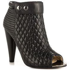 Larissa - Black Leather, Kristin Cavallari, 179.99, FREE Shipping!