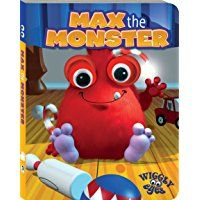 Max the Monster (Wiggly Eyes)