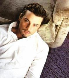 Skeet Ulrich had the biggest crush on him back in the day.