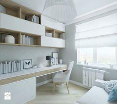 Wystrój wnętrz - Biuro - styl Skandynawski. Projekty i aranżacje najlepszych designerów. Prawdziwe inspiracje dla każdego, dla kogo liczy się dobry gust i nieprzeciętne rozwiązania w nowoczesnym projektowaniu i dekorowaniu wnętrz. Obejrzyj zdjęcia!