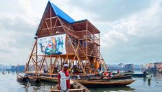 Makoko Floating School: Nigeria - This Is Africa Lifestyle