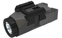 InForce APL Pistol Mounted Light, Black Body, Constant/Momentary White Light., Black, INF-APL-B-W InForce