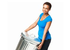 How I saved by getting rid of my weekly trash collection service